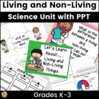 Living and Non-Living Things Grades K-2