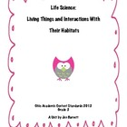 Living and Non-Living Things:  a Life Science Unit (Ohio S