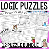 Logic Puzzle Bundle