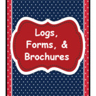 Logs, Forms, & Brochures
