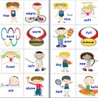 London Olympics Antonyms Literacy Centers - 60 Pairs of Antonyms