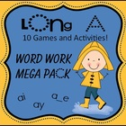 Long A- Word Work Mega Pack!
