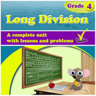 Long Division - grade 4, common core