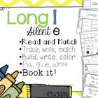 Long I Silent E- 5 interactive activities