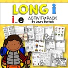 Long I i_e ~ Activity Pack {cvce & ccvce}