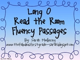 Long O Read the Room Fluency Passages