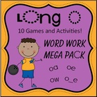Long O Word Work Mega Pack