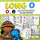 Long O o_e ~ Activity Pack {cvce & ccve}