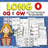 Long O oa & ow ~ Activity Pack