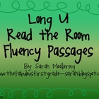 Long U Read the Room Fluency Passages
