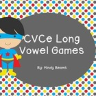 Super CVCe Long Vowel Games