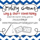 Long and Short Vowel Fishing Sort