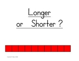 Longer or Shorter Book - Length