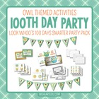 Look Who's 100 Days Smarter! {100th Day Owl Themed Celebra