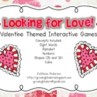 Looking For Love! Interactive Games