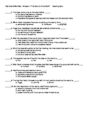 Lord of the Flies Chapter 1 Reading Quiz
