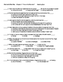 Lord of the Flies Chapter 2 Reading Quiz