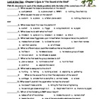 Lord of the Flies Chapter Reading Quizzes