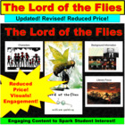 Lord of the Flies Teaching Lessons PPT