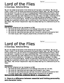 Lord Of The Flies Jack Character Analysis Essay