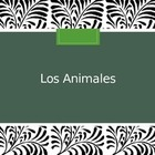 Los Animales : Animals in Spanish PowerPoint, Bulletin Boa