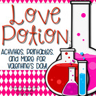 Love Potion Printables {Valentine's Day with a Fun Twist!}
