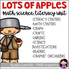 Lots of Apples! Math, Science, & Literacy Unit by Jessica