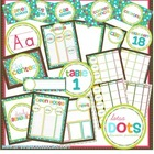 Lotsa Dots Classroom Printable Decorations for Back to School