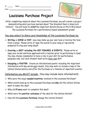 Louisiana Purchase Project