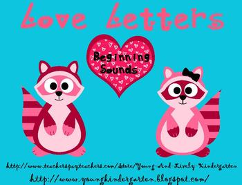 Love Letters for Promethean Board