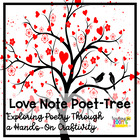 Love Note Poet-Tree for Valentine's Day