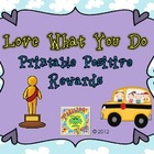 Love What You Do Printable Positive Rewards
