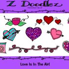Love is in the air -- Clip Art