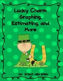Lucky Charm Graphing, Estimating, and More!