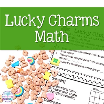 Lucky Charms Cereal Math