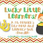 Lucky Little Learners- A St. Patrick's Day Math and Litera