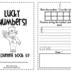 Lucky Numbers: Counting to 10