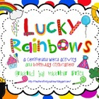 Lucky Rainbows: A Compound Word Activity and Leprechaun Bi