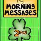 MARCH - 2ND - Easy Morning Messages