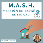 MASH in Spanish! (Future Tense Version)