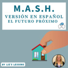 MASH in Spanish! (Near Future Tense version)