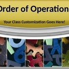 MATH (Algebra):  Order of Operations PowerPoint