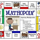 MATHOPOLY--Beginning Multiplication