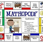 MATHOPOLY -- Quadrilaterals