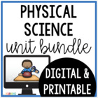 MATTER Bundle {Matter, Atoms, Mixtures, Physical and Chemi