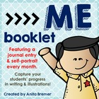 ME Booklet {with writing component}