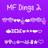 MF Dings 2 Font