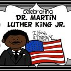 MLK Packet {Writing, Coloring, Games}