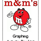 M&M Graphing Activity Booklet