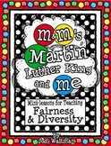 M&M's, Martin Luther King and Me: Mini-unit for teaching F